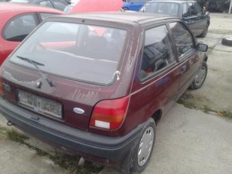 Ford Fiesta III 1.3