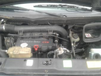 Mercedes-Benz Vito 112cdi 2.2