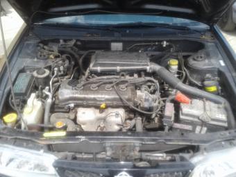 Nissan Almera I 1.6